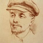 Жуков Н.Н. (1908-1973), нар. худ. РСФСР. Ильич. Литография