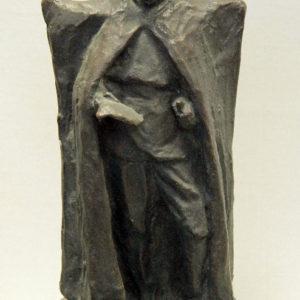 Посядо А.И. (1908-1987), засл. худ. РСФСР. Чабан. Бронза
