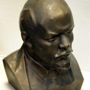 Томский Н.В. (1900-1984). Ленин.1963. Твердосплавный цинк