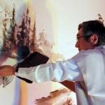 Мастер-класс от японского художника Тоуна Кобаяси
