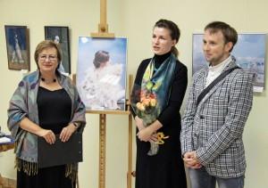 Марина Домникова, Елена и Алексей Шутько