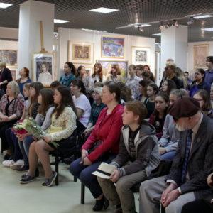 Открылась выставка «Чудесная страна»