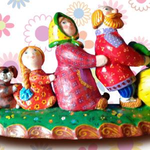 Глиняная сказка Владимирского края