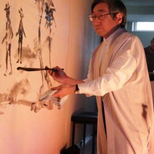 Мастер-класс от Тоуна Кобаяси